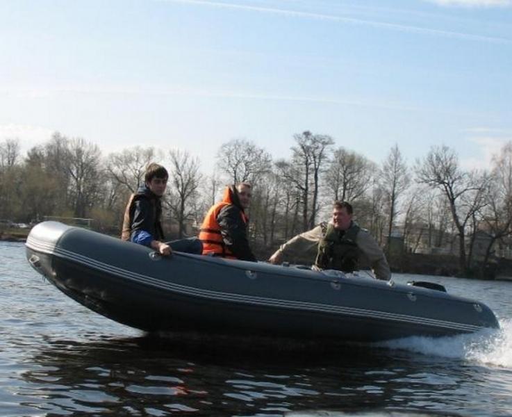лодки пвх флагман 290