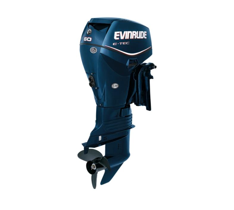 подвесной мотор evinrude 50 л с его характеристиками