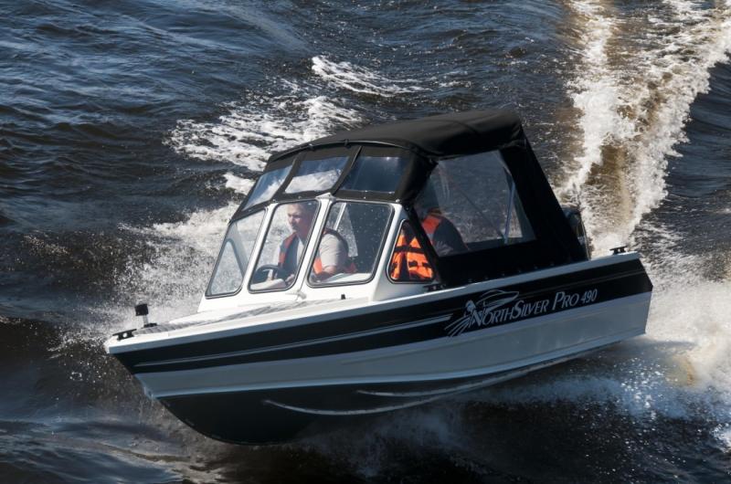 лодка норд сильвер про 520 м