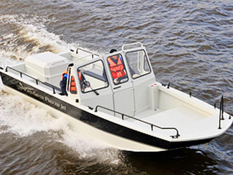 водометные лодки для мелководья продажа